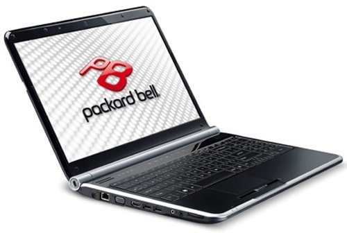 pc portable packard bell