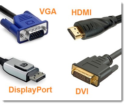 cablage hdmi vga dvi display port montpellier juvignac cable adaptateur